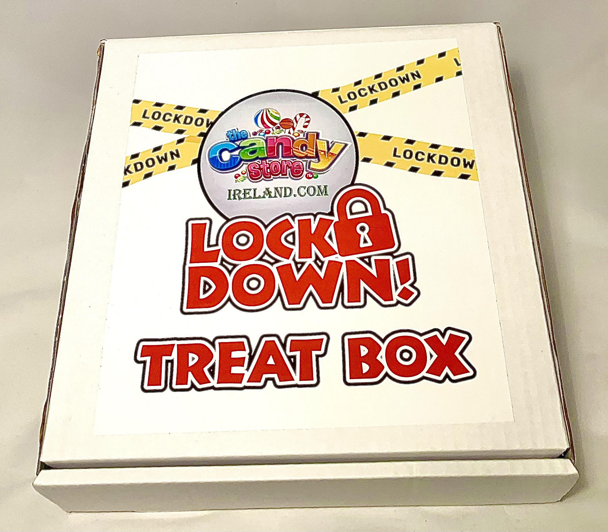 Lockdown Treat Box